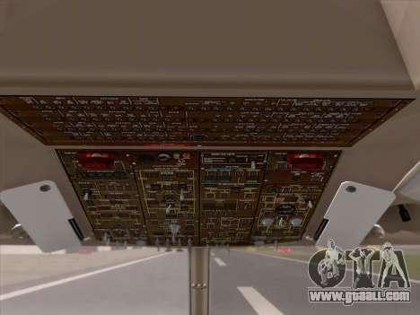 ATR 72-500 WestJet Airlines for GTA San Andreas wheels