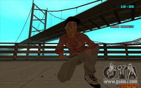 REL-REQ Grego for GTA San Andreas third screenshot