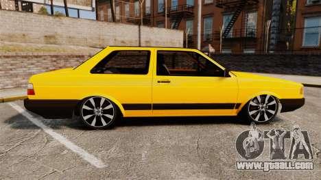 Volkswagen Voyage 1990 for GTA 4 left view