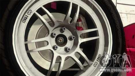 Honda S2000 RS-R for GTA San Andreas right view