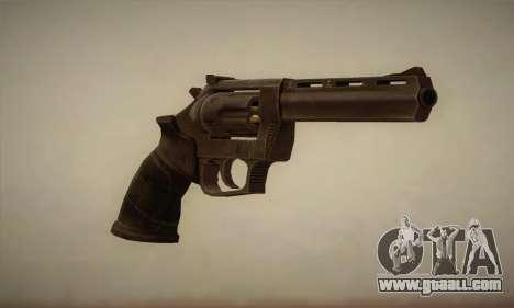 Revolver MR96 for GTA San Andreas