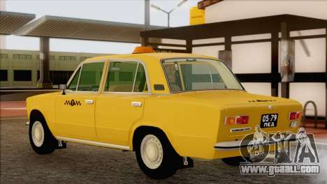 VAZ 21011 Taxi for GTA San Andreas left view