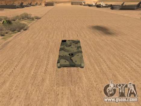 BMP-3 for GTA San Andreas left view