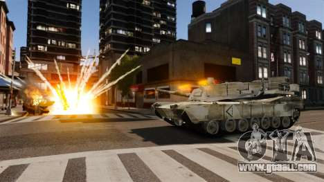Script Tank V Style for GTA 4 sixth screenshot