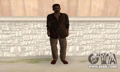 Madžin v5 for GTA San Andreas