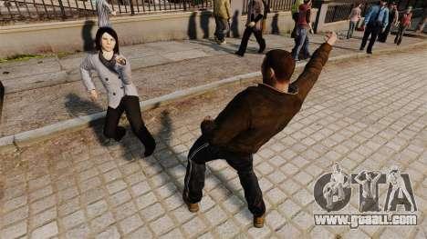 The Script-Dance- for GTA 4 third screenshot