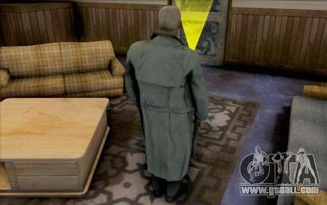 Sean Conner for GTA San Andreas third screenshot