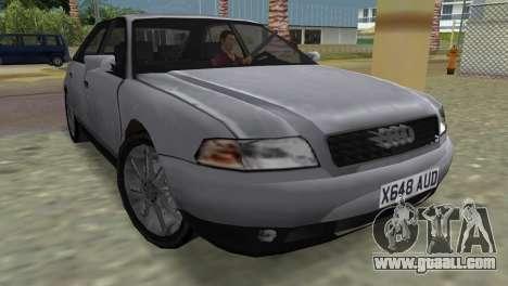 Audi A8 VCM for GTA Vice City