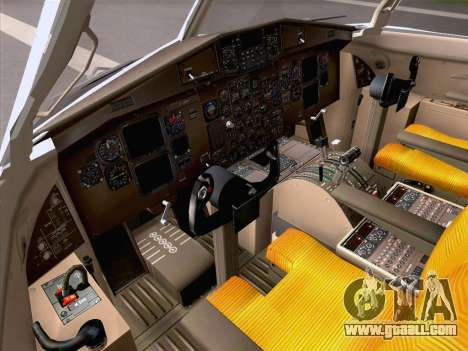ATR 72-500 WestJet Airlines for GTA San Andreas engine