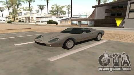Monroe of GTA 5 for GTA San Andreas