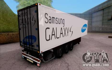 Samsung Galaxy S Trailer for GTA San Andreas