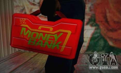 Red case for GTA San Andreas third screenshot