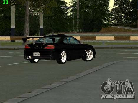 Nissan Silvia S15 Tuning for GTA San Andreas right view