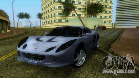 Lotus Elise for GTA Vice City