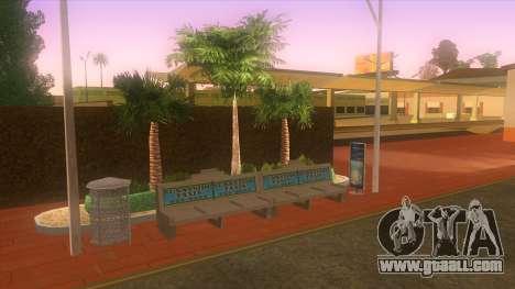 Bus station, Los Santos for GTA San Andreas sixth screenshot