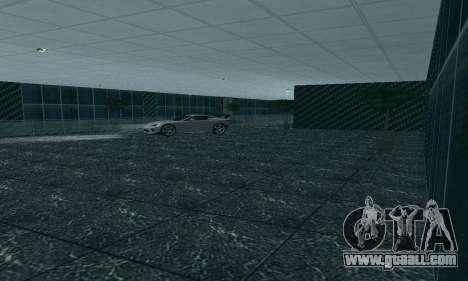 New showroom in Dorothi for GTA San Andreas sixth screenshot