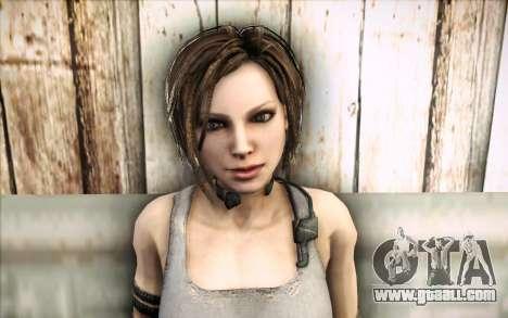 Trishka for GTA San Andreas third screenshot