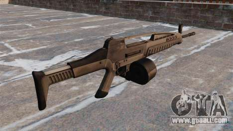 Automatic HK XM8 LMG v2.0 for GTA 4 second screenshot