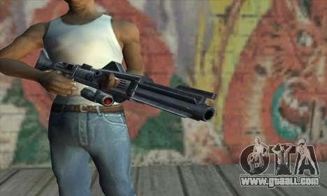 Rifle from Star Wars for GTA San Andreas third screenshot