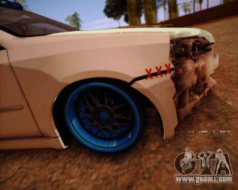 Subaru Legacy for GTA San Andreas right view