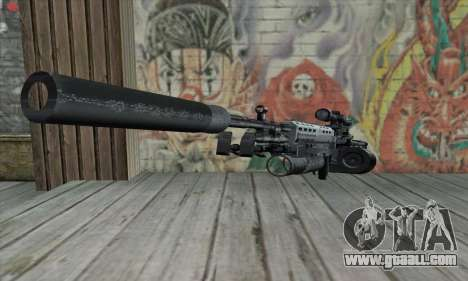 MK14 for GTA San Andreas