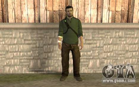 Sam Fisher for GTA San Andreas