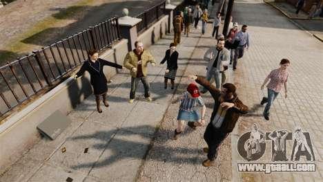 The Script-Dance- for GTA 4 second screenshot