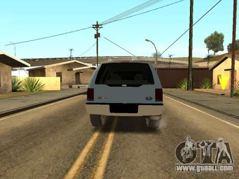 Ford Excursion for GTA San Andreas right view