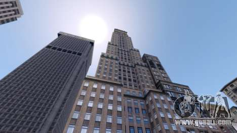 Simple ENB like life (Best setting) for GTA 4 second screenshot