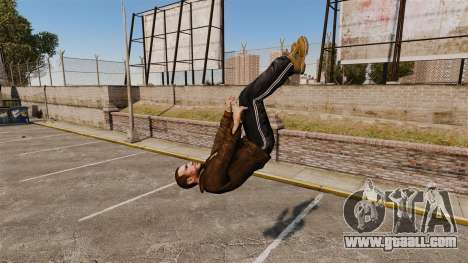 Parkour for GTA 4 second screenshot