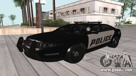 GTA V Police Cruiser for GTA San Andreas