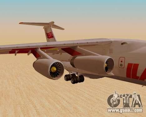 Il-76td IlAvia for GTA San Andreas right view