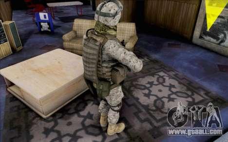 Quinton Cole for GTA San Andreas third screenshot