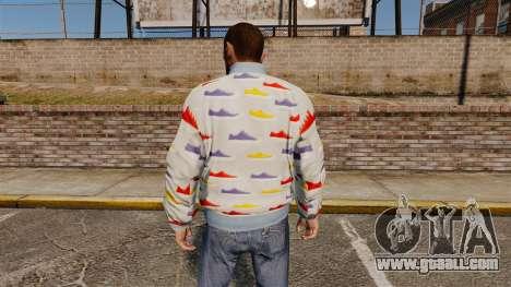 Windbreaker-Shoes- for GTA 4 second screenshot
