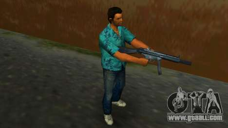 MP5SD for GTA Vice City fifth screenshot