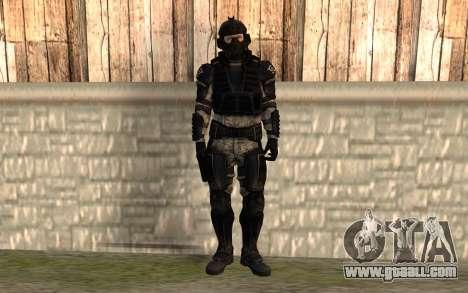 Crynet for GTA San Andreas