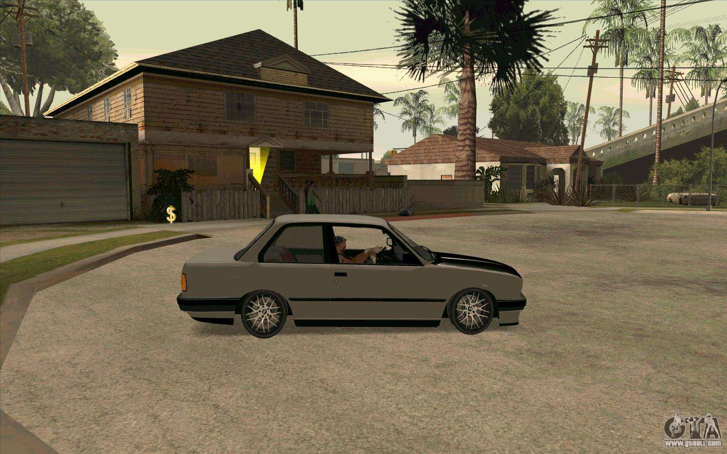 Bmw E30 Stance For Gta San Andreas