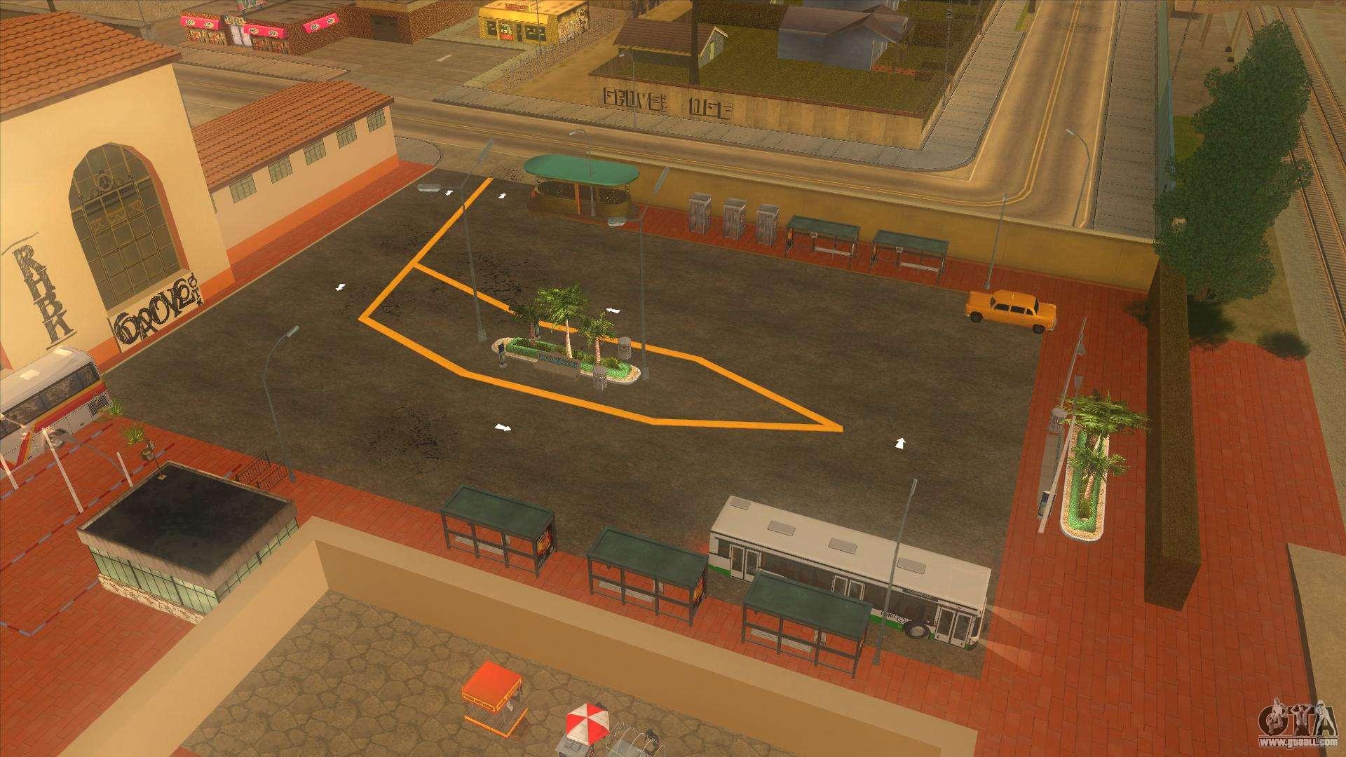 GTA san Andreeas passage van de overval van het casino