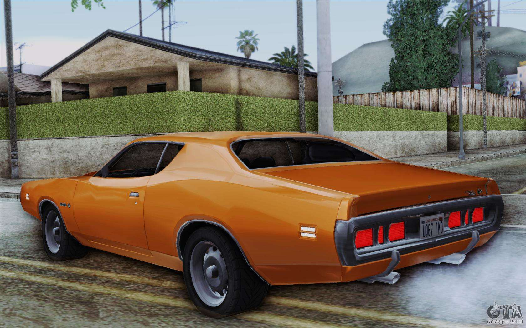 Dodge Charger 1971 Super Bee For Gta San Andreas