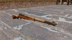 Self-loading rifle M1 Garand v1.1