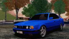 BMW 535i E34 Mafia Style for GTA San Andreas