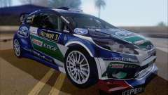 Ford Fiesta RS WRC 2013 hatchback 3 doors for GTA San Andreas
