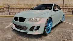 BMW M3 GTS Widebody for GTA 4