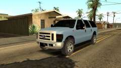 Ford Excursion for GTA San Andreas