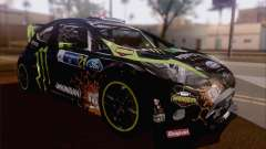 Ford Fiesta RS WRC 2013 for GTA San Andreas