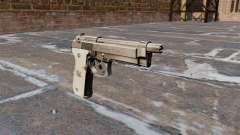 Beretta semi-automatic pistol