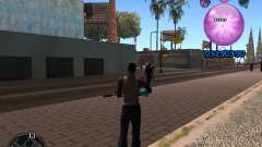 C-HUD Dony Scofield for GTA San Andreas