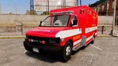 Brute Woonsocket Fire Medic Unit [ELS]