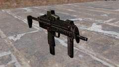 MP7 submachine gun