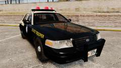 Ford Crown Victoria 1999 Florida Highway Patrol for GTA 4